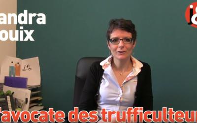 Sandra Bouix l'avocate des Trufficulteurs